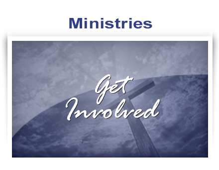 Ministries - Get Involved