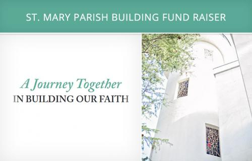 A Journey Together in Building our Faith