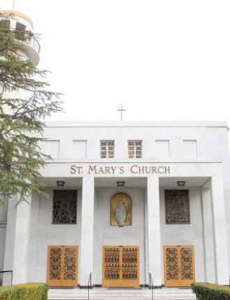 Welcome to the Parish Website of St. Mary.